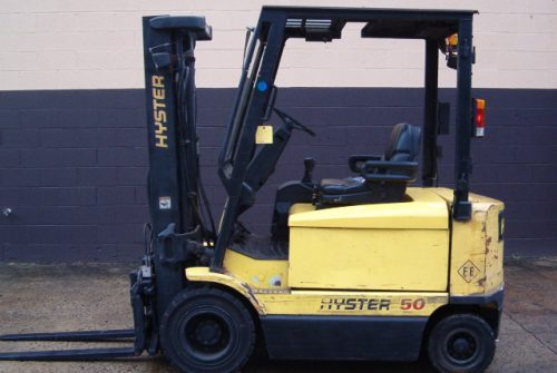 4562 Hyster J50XM-28 / EE