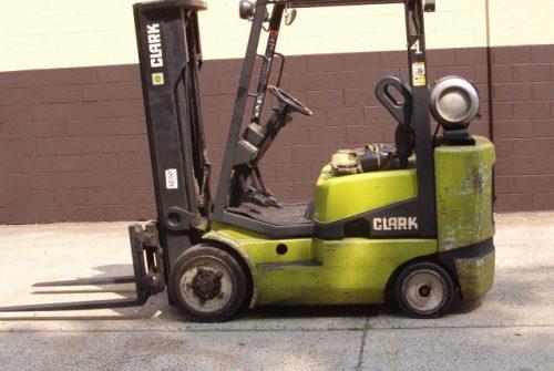 4746 Clark CGC25 / Genesis Series