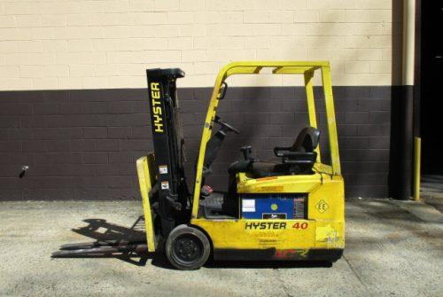 4907 Hyster J40ZT