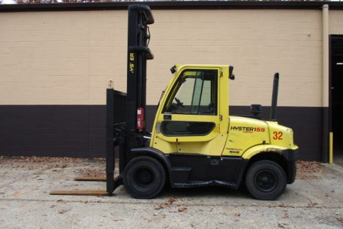 4938 Hyster H155FT