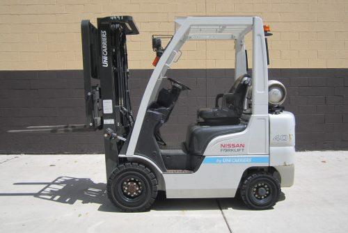 4991 Nissan MP1F1A20LV